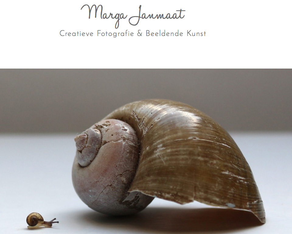 Website Marga Janmaat