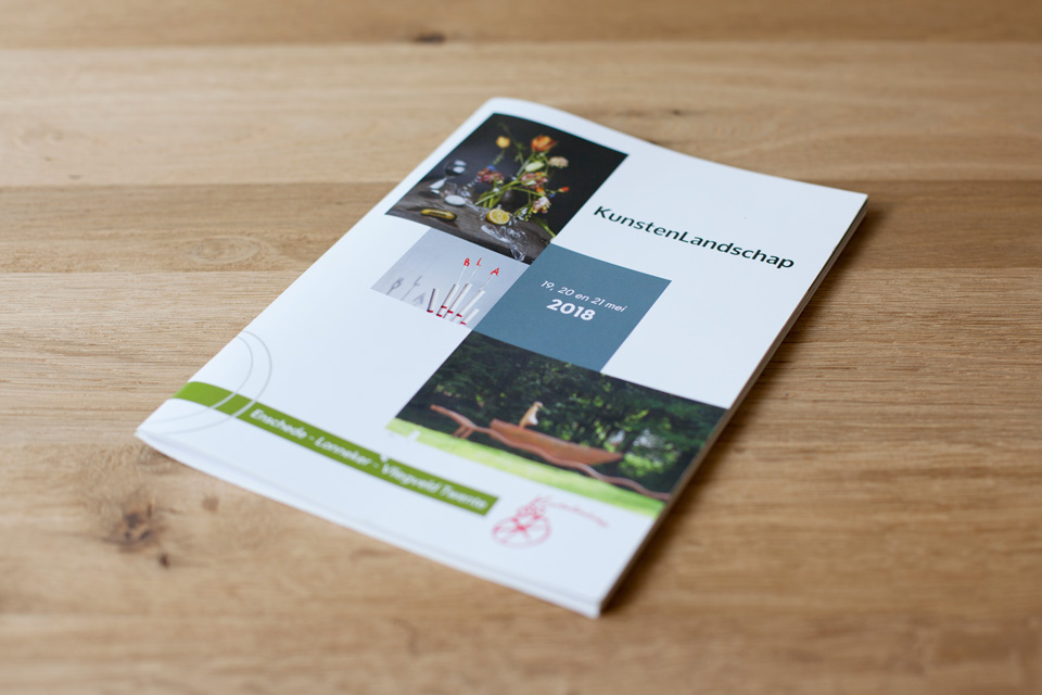 Catalogus KunstenLandschap